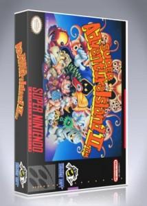 SNES - Super Adventure Island II