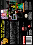 SNES - Super Alfred Chicken (back)