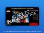 SNES - Super Back To The Future II Label