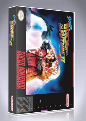 SNES - Super Back To The Future II
