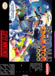 SNES - Super Baseball Simulator 1000 (front)