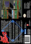 SNES - Super Bases Loaded 2 (back)
