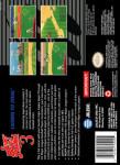 SNES - Super Bases Loaded 3 (back)