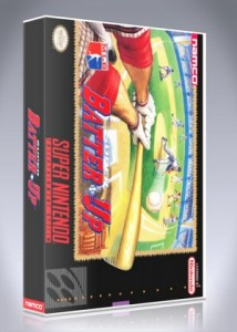 SNES - Super Batter Up