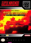 SNES - Super Battletank: War in the Gulf (front)