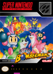 SNES - Super Bomberman 3 (front)