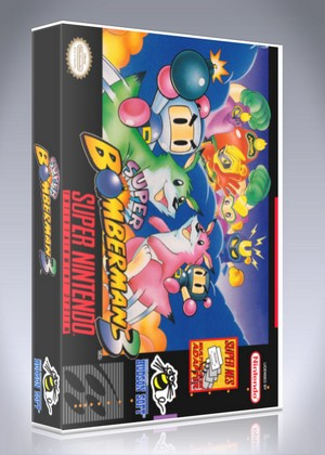 SNES - Super Bomberman 3