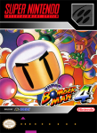 SNES - Super Bomberman 4 (front)