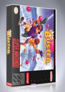 SNES - Super Buster Bros.