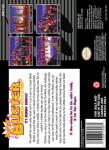 SNES - Super Buster Bros. (back)