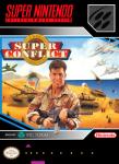 SNES - Super Conflict (front)