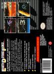 SNES - Super E.D.F.: Earth Defense Force (back)