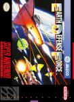 SNES - Super E.D.F.: Earth Defense Force (front)