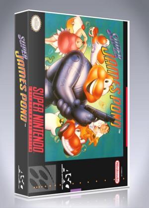 SNES - Super James Pond