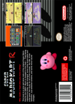 SNES - Super Mario Kart R (back)