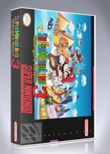 SNES - Super Mario Land 3: Tatanga's Return