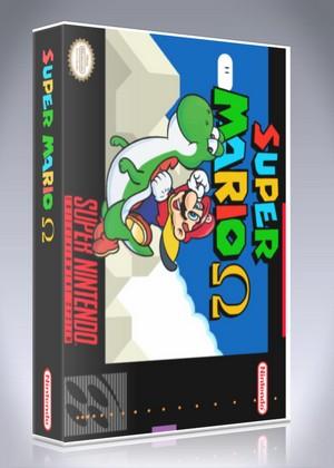 SNES - Super Mario Omega