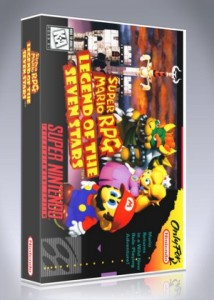 SNES - Super Mario RPG: Legend of the Seven Stars