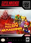 SNES - Super Mario RPG Armageddon (front)