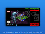 SNES - Super Metroid Phazon Label