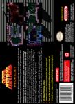 SNES - Super Metroid Redesign (back)