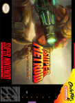 SNES - Super Metroid Redesign (front)