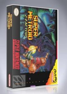 SNES - Super Metroid Z-Factor