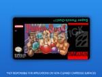 SNES - Super Punch-Out!! Label