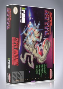 SNES - Super R-Type