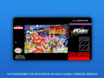 SNES - Super Smash TV Label