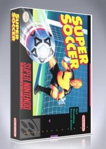 SNES - Super Soccer