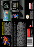SNES - Super StarFox Weekend (back)