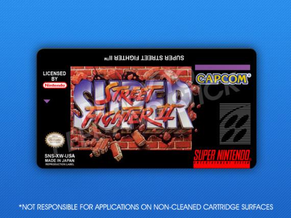 SNES - Super Street Fighter II