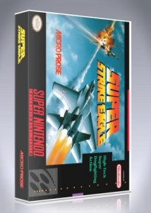 SNES - Super Strike Eagle