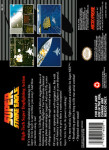 SNES - Super Strike Eagle (back)