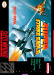 SNES - Super Strike Eagle (front)