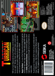 SNES - Super Turrican (back)