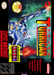 SNES - Super Turrican (front)