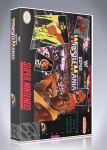 SNES - WWF Super Wrestlemania