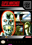 SNES - T2: The Arcade Game (front)