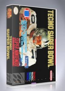 SNES - Tecmo Super Bowl