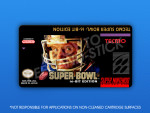 SNES - Tecmo Super Bowl: 16-Bit Edition