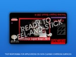 SNES - Tecmo Super Bowl 2014 Label