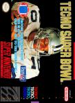 SNES - Tecmo Super Bowl (front)