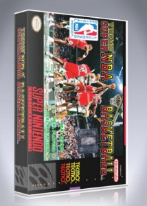 SNES - Tecmo Super NBA Basketball