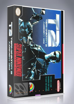 SNES - Terminator 2: Judgment Day