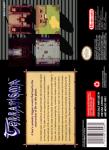 SNES - Terranigma (back)