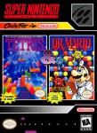SNES - Tetris & Dr. Mario (front)