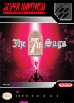 SNES - The 7th Saga (front)