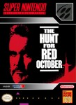SNES - The Hunt for Red October (front)